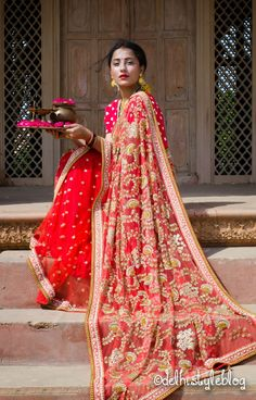 Delhi style blog