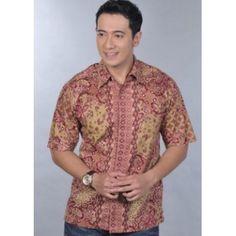 Dunia Fashion - Baju Batik Pria 2046