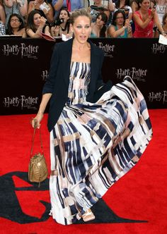 Celebrities at the New York premiere of 'Harry Potter And The Deathly Hallows: Part 2' in New York City, NY.