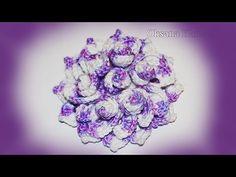 """Шапка панамка """"Весна"""". МК вязание крючком. Crochet - YouTube"""