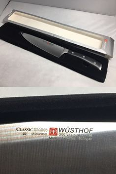 kitchen and steak knives new wusthof classic ikon 8 chef s cook s