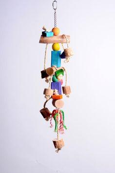 Bubba's Wood Family Toys
