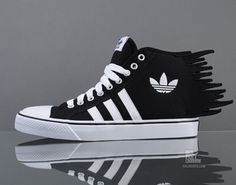 "#JeremyScott x #adidas JS Nizza ""Jagged"""