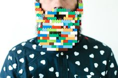 Beard and LEGO