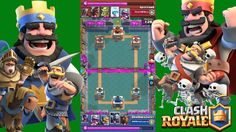 mage deck clash royale vs Splitter8 #clashroyale