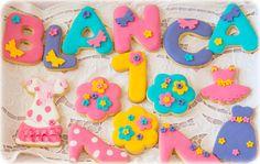 galletas letras