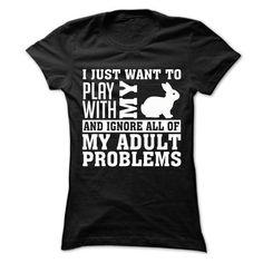 Love Rabbit T Shirts, Hoodies. Get it now ==► https://www.sunfrog.com/No-Category/Love-Rabbit-66641760-Ladies.html?57074 $21.99