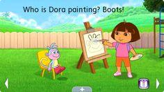 LeapFrog App Center: Dora the Explorer: Dora's Amazing Show...pirates and gymnastics...I like a two for one deal.