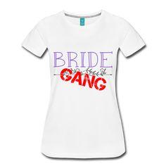 Junggesellinnenabschied / JGA / Braut / Bride #jga #Junggesellinnenabschied #jga shirt #Braut #bride #bride crew #bride gang #team braut #hen night #bachelorette party #Hochzeit