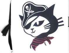 Pirate Kitty.
