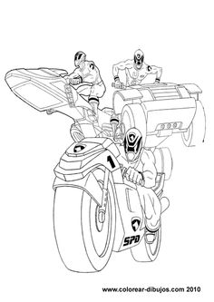 awesome Power Rangers Mystic Force Coloring Pages ...