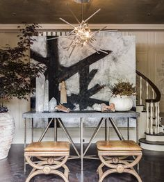 San Francisco Decorator Showcase 2015 // Grand Entry // Candace Barnes - nailed it!