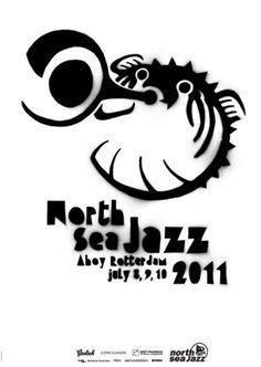 Cool North Sea Jazz logo :D!