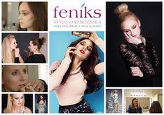 Prace-absolwentki-Kamili-Pieniądz Make Up, Color, Style, Swag, Colour, Makeup, Beauty Makeup, Bronzer Makeup, Outfits