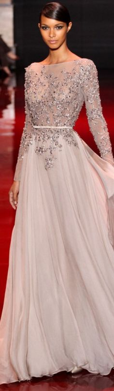 Fall 2013 Couture Elie Saab look10