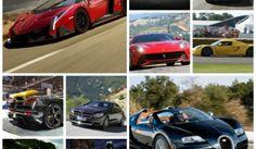 Carros e marcas | Os 10 carros mais caros de 2014