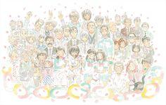エンドカード - スペシャル | TVアニメ「3月のライオン」公式サイト