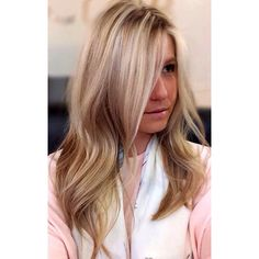 Summer blonde!