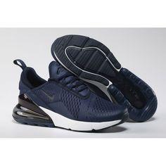 Nike Air Max 270 Betrue Blue Black Rainbow Women Men Running Shoes ... eac1c52426