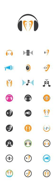 #Vector Hear #Logos