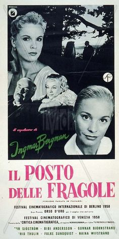 ringrazio Bergman per averci regalato film bellissimi