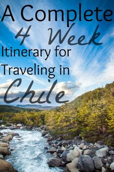 4 Week Itinerary for Chile Bolivia, Solo Travel, Us Travel, Ecuador, Puerto Rico, America Continent, Visit Chile, South America Travel, Travel Info