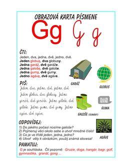 Inkluzivní škola - písmeno G