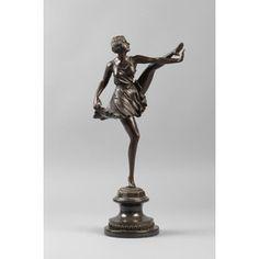 Veistos, signeerattu Bruno Zack, leima J.B Deposee. Garden Sculpture, September, Greek, Auction, Statue, Outdoor Decor, Home Decor, Art, Art Background