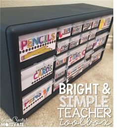 BRIGHT Teacher Toolb