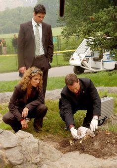 CSI: NY Episode Still Les Experts Manhattan, Detective, Eddie Cahill, Sela Ward, Gary Sinise, Job 1, Vintage Boys, Classic Tv, Cops
