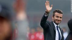 farewell, David Beckham :')