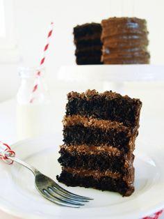 cake de chocolate GR