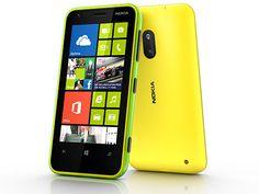 Nokia Lumia 620, el primer Windows Phone 8 que estará destinado a la gama económica.