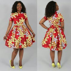 Trendy Kitenge dress designs that will Wow you! Trendy Kitenge dress designs that will Wow you! Trendy Kitenge dress designs that will Wow you! Trendy Kitenge dress designs that will Wow you! African Print Skirt, African Print Dresses, African Dresses For Women, African Print Fashion, African Attire, African Women, Africa Fashion, African Prints, African Fabric
