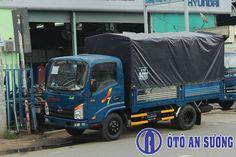 Xe tải Veam vt200 máy hyundai