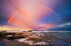 Best Caribbean Rainbow Photos - Beach Rainbow pictures