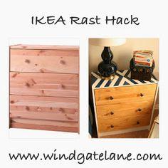 Ikea Rast Kommode rolling craft cart ikea rast hack rolling craft cart organizing