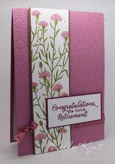 Do you remember the card I made for Kylie Bertucci's 1:1 swap? This is the gorgeous card I received in return from Heidi Bell. You can see more of her creations on her Facebook page – C…