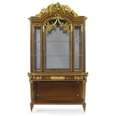 vitrine cabinet | sotheby's n08780lot5znlsen