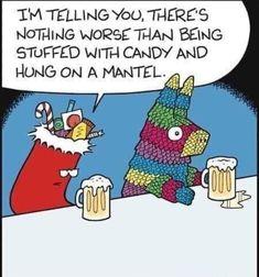 Ideas Funny Christmas Humor Hilarious Jokes For 2019 Christmas Comics, Christmas Humor, Christmas Fun, Holiday Fun, Funny Christmas Cartoons, Christmas Stocking, Christmas Sayings, Holiday Countdown, Christmas Sentiments