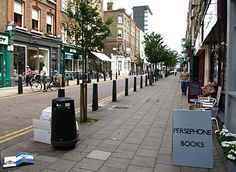 Lamb's Conduit Street. Locale of favorite flat rental in London.