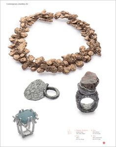 Contemporary Jewelry Art Innovative Materials Museum of