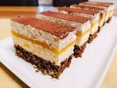 Hungarian Recipes, Hungarian Food, Tiramisu, Mousse, Dessert Recipes, Cookies, Cake, Ethnic Recipes, Crack Crackers