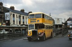 All aboard the old buses of Tyneside with rare photographs in full colour - Chronicle Live Durham City, Buses And Trains, Great North, Bus Coach, Bus Station, Local History, Cinque Terre, Public Transport, Newcastle