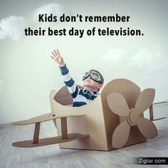 Television rots your brain.