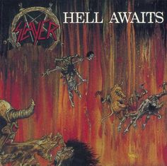 "L'album degli #Slayer intitolato ""Hell awaits""."