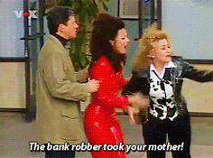The Nanny | fran drescher # the nanny # tears of joy