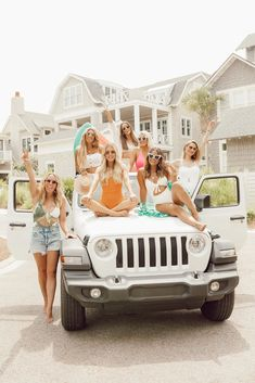 Bachelorette Party Weekend in 30A - JANUARY HART