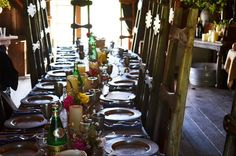 Seasonal dinners at Harley Farms Goat Dairy, Pescadero. Not cheap, but a great idea for a special occasion.