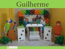 Ateliê Rita Calheiros - locação de decoração - decorações 2014 Tema: Scooby Doo